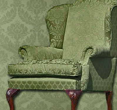 traditionel damask